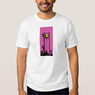 Signal Yes Violet t-shirt
