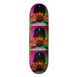 Signature Kendrick Custom Pro Park Board 21.6 Cm Skateboard Deck