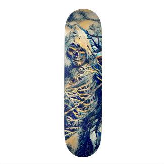 Signature Lord Death Wave Custom Pro Park Board Skateboard Decks