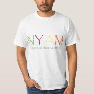 Signature NYAM Tee -