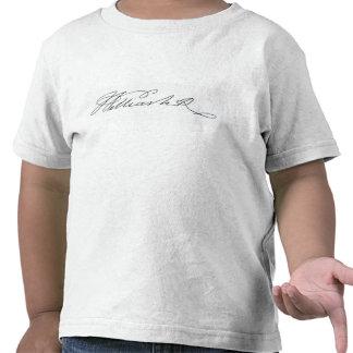 Signature of William IV, 1831 T-shirt