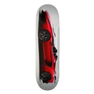 Signature Race Car Custom Pro Slider Board Custom Skateboard