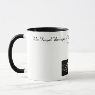 Signature Royal Boutique drink wear. Mug