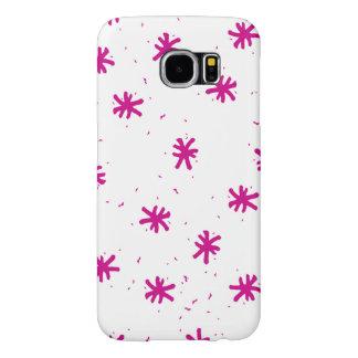 Signature Samsung Galaxy S6 Case - Orchid