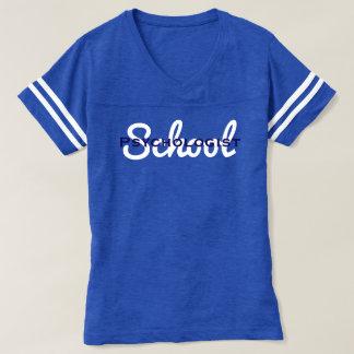 Signature School Psychologist Football Shirt