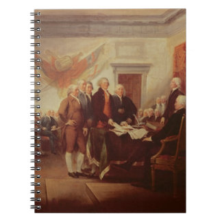 Signing the Declaration of Independence, 4th Notebooks