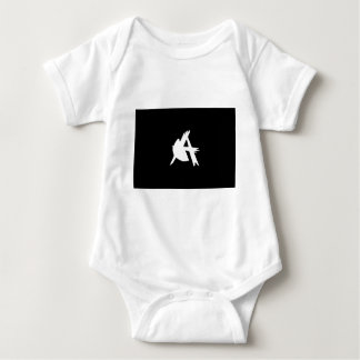 signs-Flag Baby Bodysuit