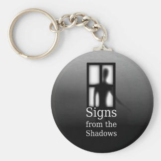 Signs from the Shadows Keychain
