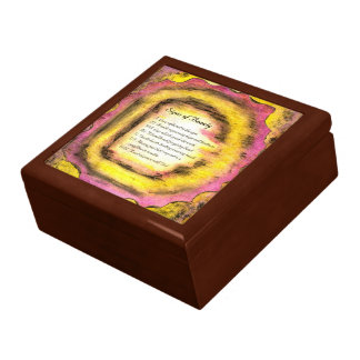 Signs of Beauty Keepsake Box