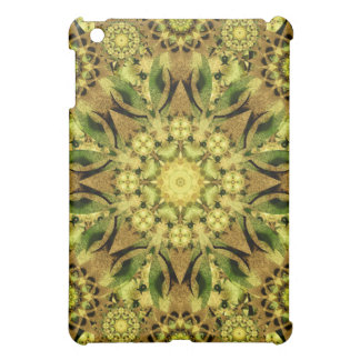 Signs of Spring Mandala Case For The iPad Mini