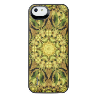Signs of Spring Mandala iPhone SE/5/5s Battery Case