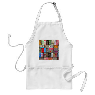Signs Of The Time Inspirational Mosaic Standard Apron
