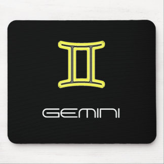 Signs of the Zodiac, Gemini Mouse Mat Mouse Pad