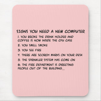 Signs you need a new computer 3 mouse pad