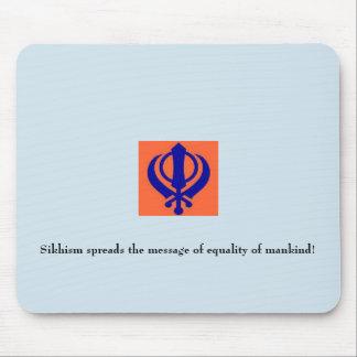 Sikh Mouspad Mouse Pad