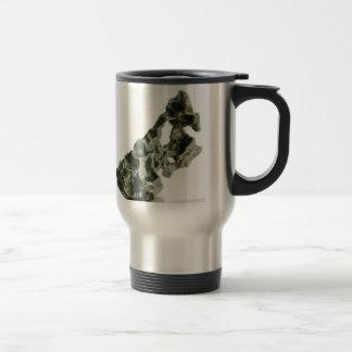 Sikhote-Alin meteorite Travel Mug