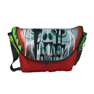Siko Skull Messenger Bag