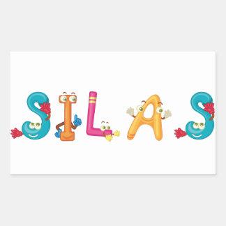 Silas Sticker