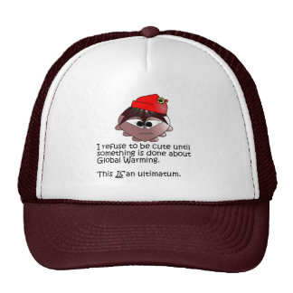 "Sileghea ""This IS an ultimatum"" hat."