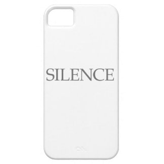 Silence Barely There iPhone 5 Case