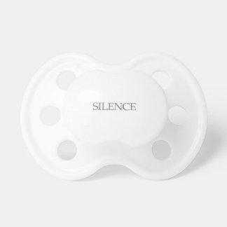 SILENCE DUMMY