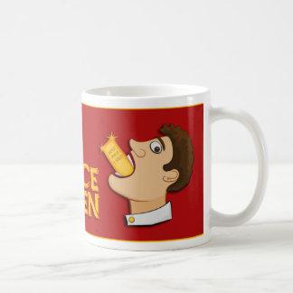 Silence Is Golden Coffee Mugs