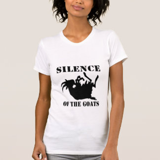 Silence of the Goats T-Shirt