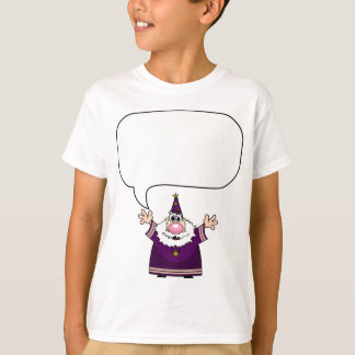 Silence! The Wizard Speaks! T-Shirt