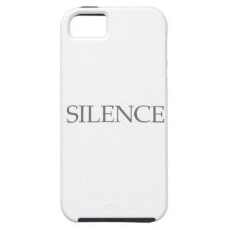 Silence Tough iPhone 5 Case