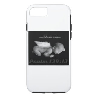 Silenced Voices (anti-abortion) iPhone 7 Case