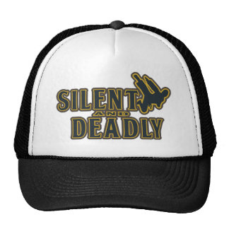 Silent and Deadly Hats