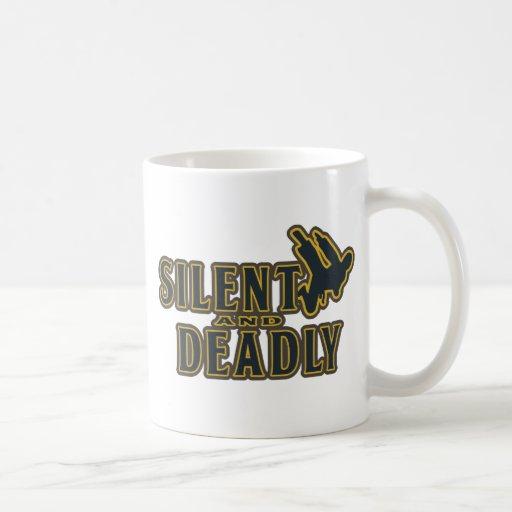 Silent and Deadly Mug