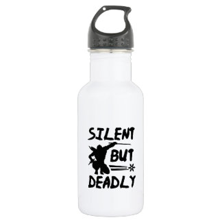 Silent But Deadly 532 Ml Water Bottle