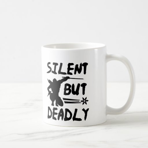 Silent But Deadly Mugs