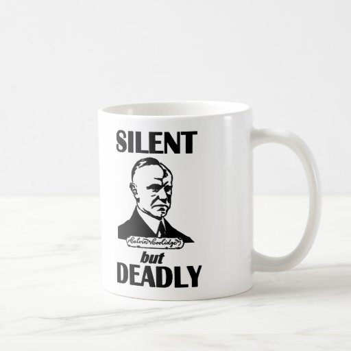 Silent But Deadly Coffee Mugs