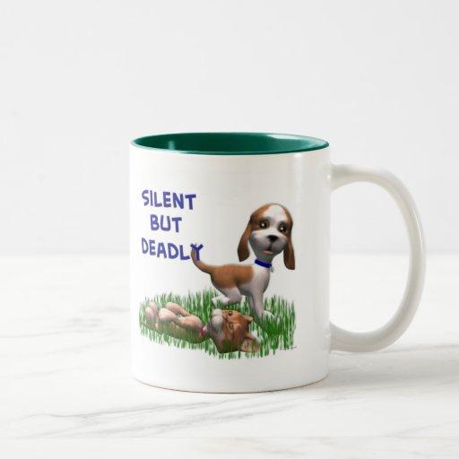 Silent but Deadly Mug