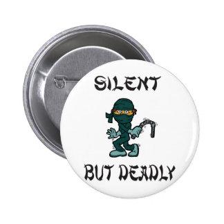 silent but deadly Ninja Fart Button