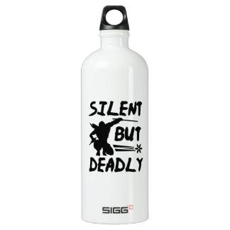 Silent But Deadly SIGG Traveller 1.0L Water Bottle