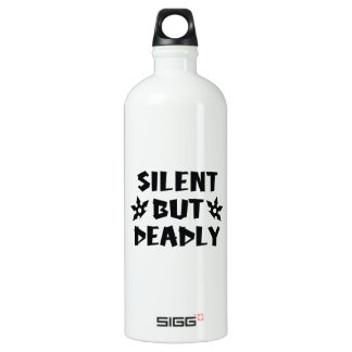 Silent But Deadly SIGG Traveller 1.0L Water Bottle