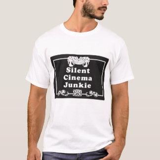 Silent Cinema Junkie T-Shirt