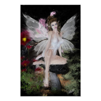 Silent Faerie Posters