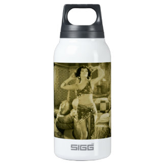 Silent Film Era Beauty Sterevoview Card 0.3L Insulated SIGG Thermos Water Bottle