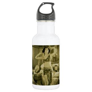 Silent Film Era Beauty Sterevoview Card 532 Ml Water Bottle