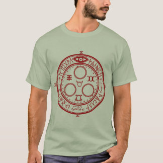 Silent Hill Halo of the Sun (Seal of Metatron) T-Shirt