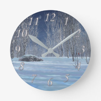 Silent Light Clock