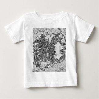 Silent Man Baby T-Shirt