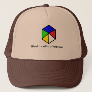 Silent mouths of tranquil hat