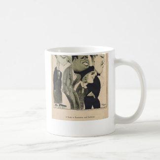 Silent Movie Actors Basic White Mug