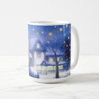 Silent Night. Christmas Gift Mug