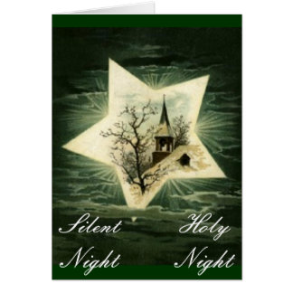 Silent Night, HolyNight Cards